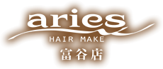 hair make aries 富谷店